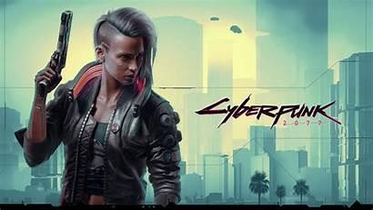 Cyberpunk 2077 4k Female Games Xbox Series