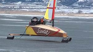 Mini Skeeter Iceboating Canyon Ferry  1
