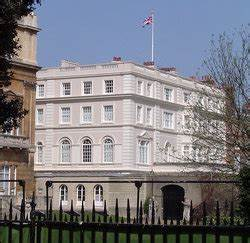 Clarence House, London home of Duchess of Cornwall