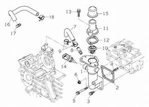 Cooling System Parts For 6110 Mahindra Tractor