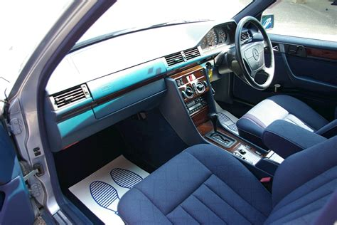 used mercedes w124 e320 automatic saloon seymour pope