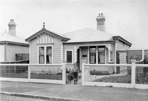 early workers dwelling state housing   zealand