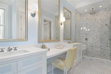 Beautiful Bathroom Pivot Mirror Traditional With Tile Rain