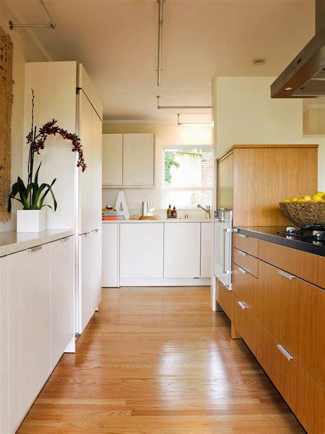 galley shaped kitchen modern galley kitchen photos hgtv 1184