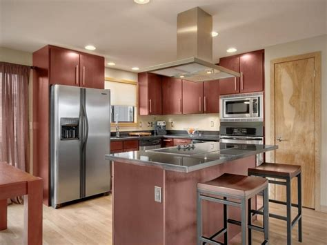 Cherry Kitchen Cabinets Buying Guide. Creative Kitchen Cabinet Ideas. Small Kitchen Islands For Sale. Bespoke Kitchen Islands Uk. Fun Kitchen Ideas. Wooden Kitchen Island Table. Backsplash For Small Kitchen. Small Space Kitchen Tables. Kitchen Floor Idea