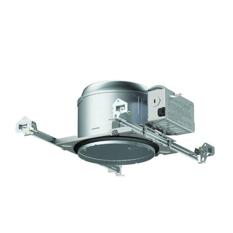 halo shallow can lights halo e26 6 in aluminum recessed lighting housing for new