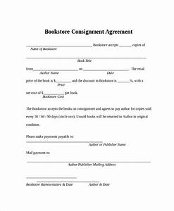 consignment agreement 10 free pdf word documents With consignment store contract template