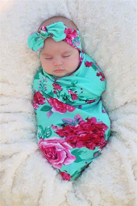 image  tiffany swaddle set cute baby girl  baby