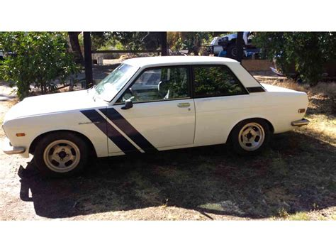 Datsun 510 For Sale California by 1970 Datsun 510 For Sale Classiccars Cc 599026