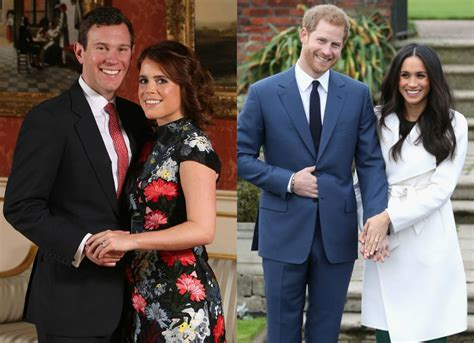 Princess Eugenie's Wedding Dress Code Differs From Prince Harry, Meghan Markle