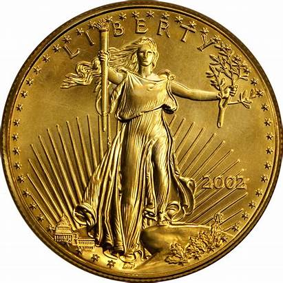 Value 2002 Coin Gold Eagle American Current