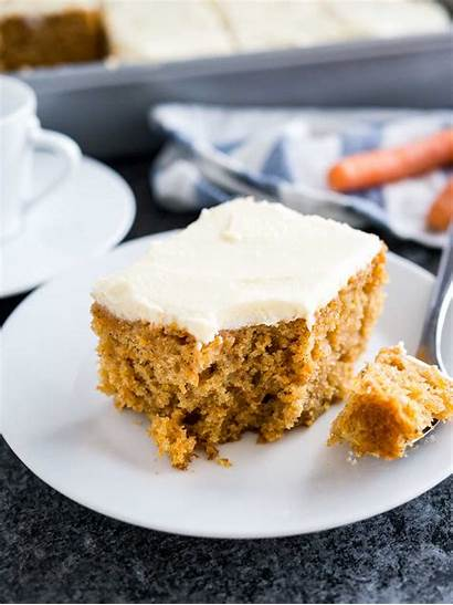 Easy Carrot Cake Recipe Frosting Sheet Simple