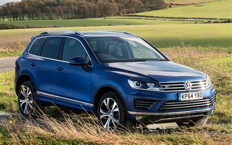 100 Volkswagen Touareg 2014 Volkswagen Touareg