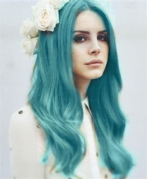 Pink Hair Blue Hair Pastel Hair Dont Care The Flea