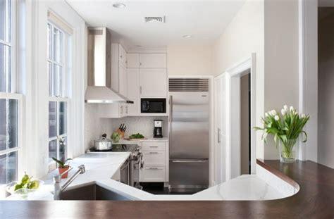small corner kitchen design kleine k 252 che einrichten 44 praktische ideen f 252 r 5370