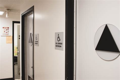 Genderneutral Bathrooms To Be Expanded At Usc  Daily Trojan