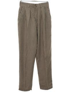 mens vintage pants  rustyzippercom vintage clothing