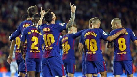 Sr copywriter fcb health ny (dtc). Best start in the league for FC Barcelona - FC Barcelona