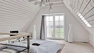 Kinderzimmer Streichen Dachschräge : schlafzimmer mit dachschr ge gem tlich gestalten freshouse ~ Markanthonyermac.com Haus und Dekorationen