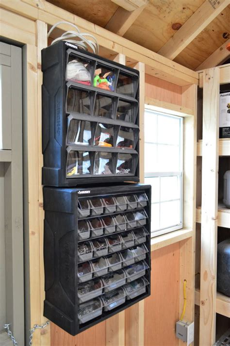 shed storage ideas 4 shed storage ideas for tons of added function