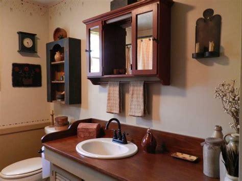 primitive bathroom ideas 72 best primitive bathrooms images on bathroom