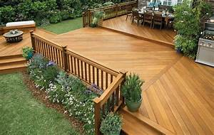 Wood Stain Colors - Find The Right Deck Stain Color For