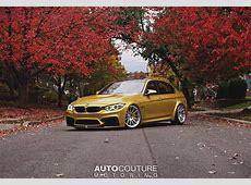 Full 2015 BMW M3 Configurator Online on German Website