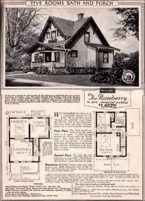 1920 Sears Home Kits Bungalows