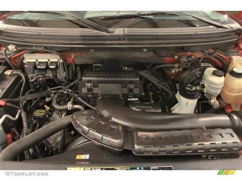 2004 Ford F150 Engines by 2004 Ford F150 Fx4 Supercrew 4x4 5 4 Liter Sohc 24v Triton