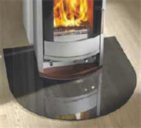 plaque de sol en verre fum 233 pour po 234 le protection sols inflammables vitre insert chemin 233 e
