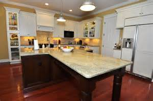 t shaped kitchen islands a t shaped island is for entertaining guests tasty kitchens