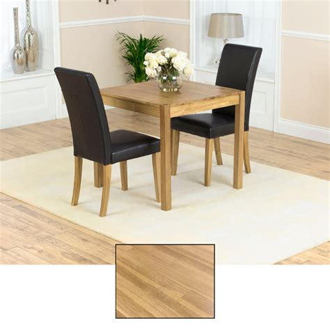 crantock foldaway dining table and chairs in light oak