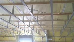 Pose Pare Vapeur Sur Rail Placo : rt 2012 isolation de maison selon la r glementation thermique 2012 youtube ~ Medecine-chirurgie-esthetiques.com Avis de Voitures