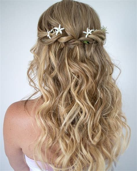 Wavy Half Updo Hairstyles by 20 Hairstyles You Will Want To Rock Immediately