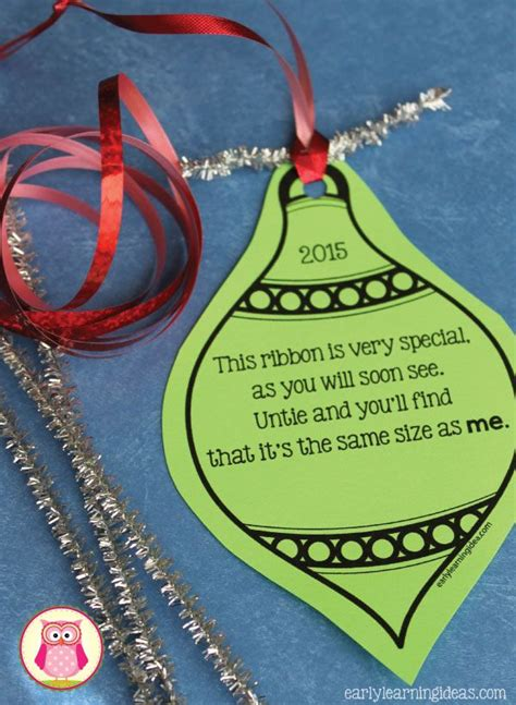 preschool homemade christmas gifts a simple parent gift free ornament printable parent gifts keepsakes and parents