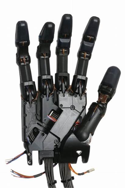Robot Hand Mechanical Arm Humanoid Cyborg Robots