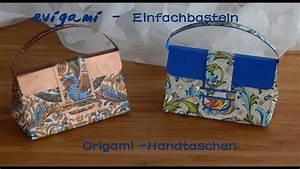 Origami Für Anfänger : origami handtasche von evigami youtube ~ A.2002-acura-tl-radio.info Haus und Dekorationen