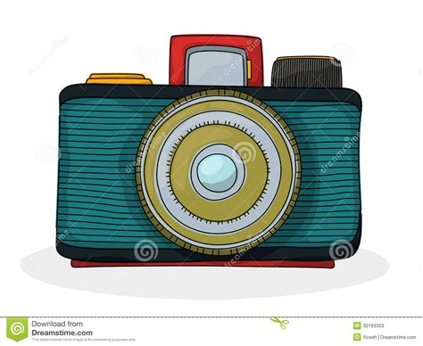 14347 photographer clipart vintage retro stock vector illustration of