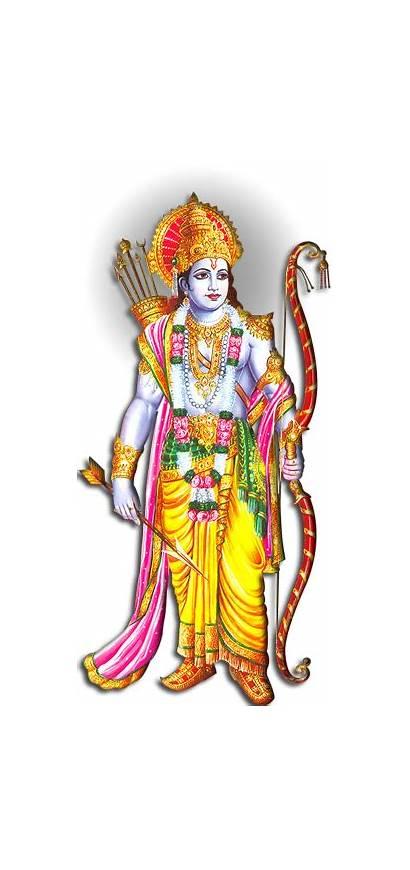Ram Shree Rama Transparent God Lord Sri