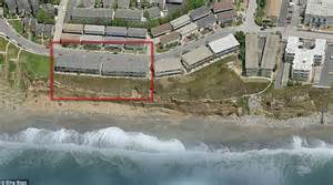 pacifica siege pacifica homes teetering on brink of a california cliff