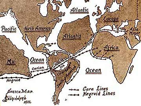 The Lost Continent That Never Existed