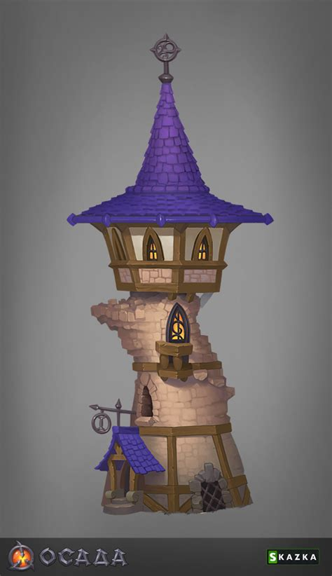 siege maje siege mage tower by gimaldinov on deviantart