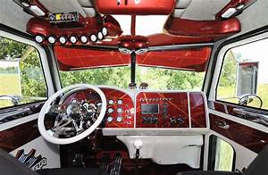 Boys Toys, Big Rigs, Awesome Big, Cool Interiors, Big Boys ...