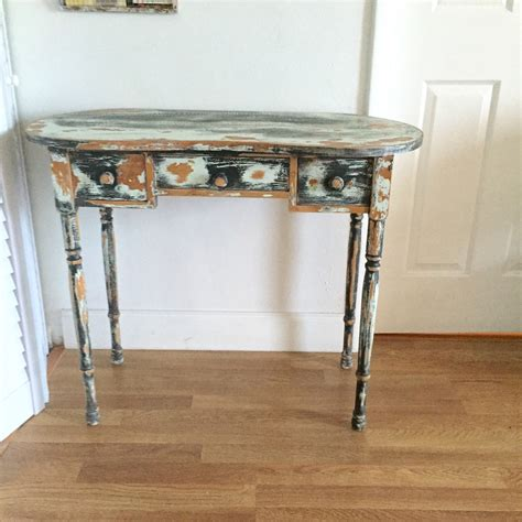 shabby chic sofa table shabby chic desk black white shabby chic sofa table vintage entryway table french country