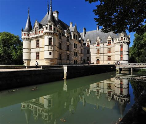 chateau azay le rideau panoramio photo of ch 226 teau d azay le rideau
