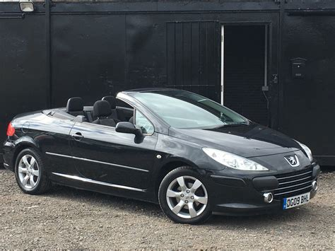 Peugeot Convertible by Used Peugeot 307 Cars Second Peugeot 307