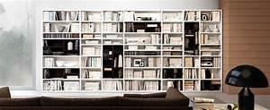 Vendita librerie mobili per arredamento online: Librerie componibili e librerie design in vero