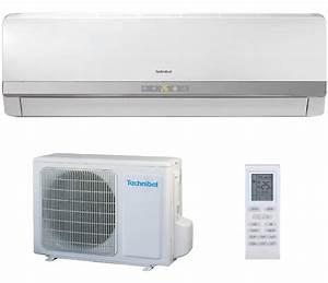 Prix D Un Climatiseur : technibel climatiseur mural r versible ~ Edinachiropracticcenter.com Idées de Décoration