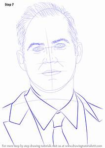 learn how to draw paul walker step by step