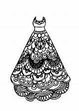 Coloring Pages Printable Colouring Lace Gown Ball Printables Bratz Olds Barbie Books Winter 4kids sketch template